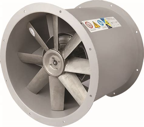 axial exhaust fans industrial air flow