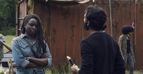 Amc Press Live Interviews By Hraygurl On Deviantart The Walking Dead Saison 9 Episode 7 Le Secret De Maggie Notre Verdict Melty