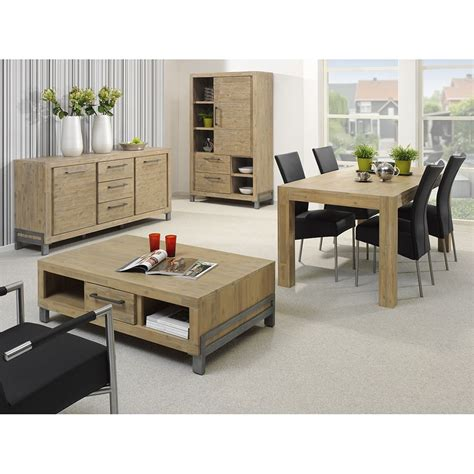 meuble tv acacia meuble tv scandinave acacia massif naturel blanchi 2