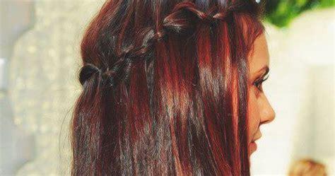 como hacer mechas color cobres en cabellos teidos de mechas cobrizas tendencia oto 209 o invierno bella en casa