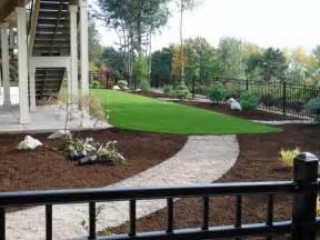 Backyard Putting Greens Cost Artificial Grass Portland Oregon Putting Greens