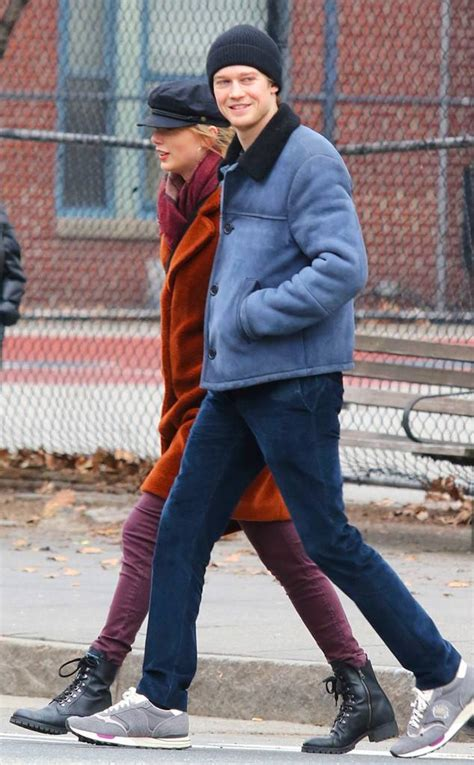 taylor swift delicate imdb taylor swift and joe alwyn cozy up during day out in new