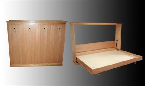 Murphy Bed by How To Build A Murphy Wall Bed Pdf Woodworking
