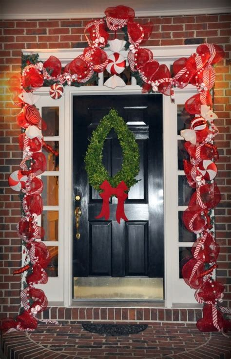 what is the main holiday decoration in most mexican homes 40 appealing christmas main door decoration ideas all