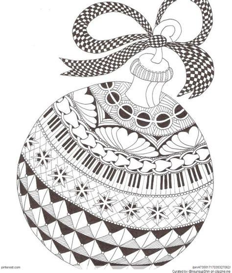 christmas zentangle coloring page christmas zentangle patterns christmas pinterest