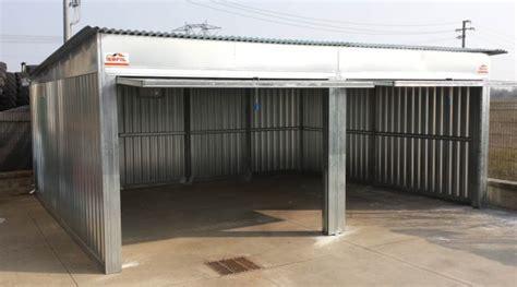 prezzi box auto prefabbricati box auto prefabbricato in lamiera zincata componibile a