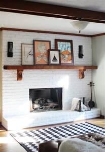 m a i e d a e project home fireplace makeover