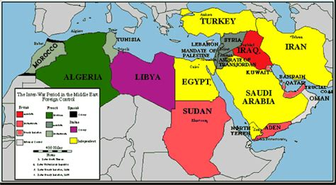 middle east map before 1948 map of the interwar period in the middle east 1918 1938