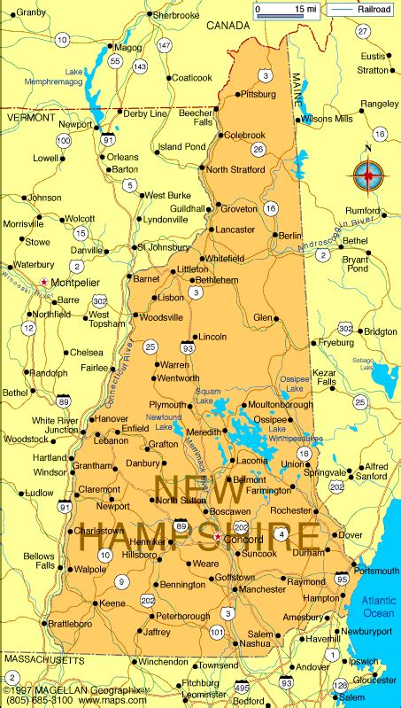 hton new hshire map atlas new hshire