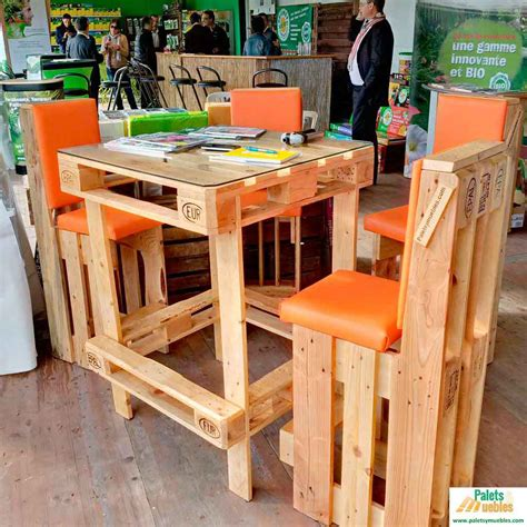 sillas de palets mesa y sillas de palets europeos palets y muebles