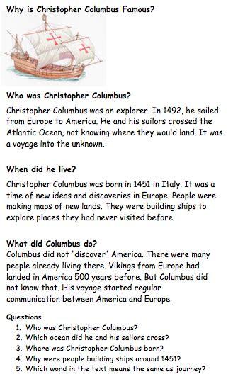 christopher columbus teaching resources ks  ks