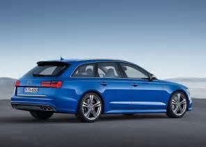 2014 Audi S6 Specs Audi S6 Avant Specs 2014 2015 2016 2017 Autoevolution