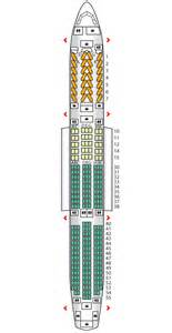 b787 9 airlines seat maps reviews