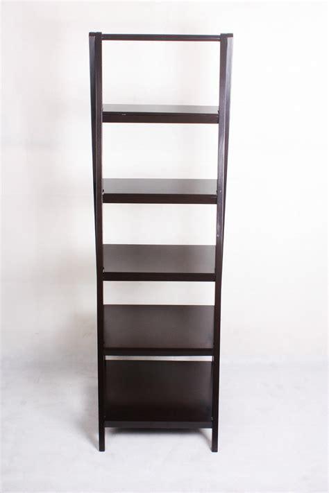 new 5 tier ladder style bookshelf