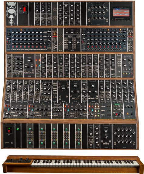 custom modular synthesizer patches