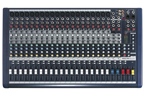 Mixer Sound Cina mpm soundcraft professional audio mixers