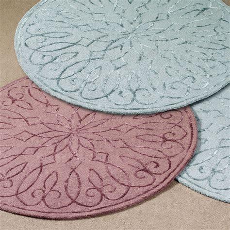 round accent rugs paris round area rug