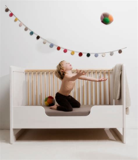 Nice Eco Friendly Furniture For Safe Baby Nursery Design Eco Friendly Baby Cribs