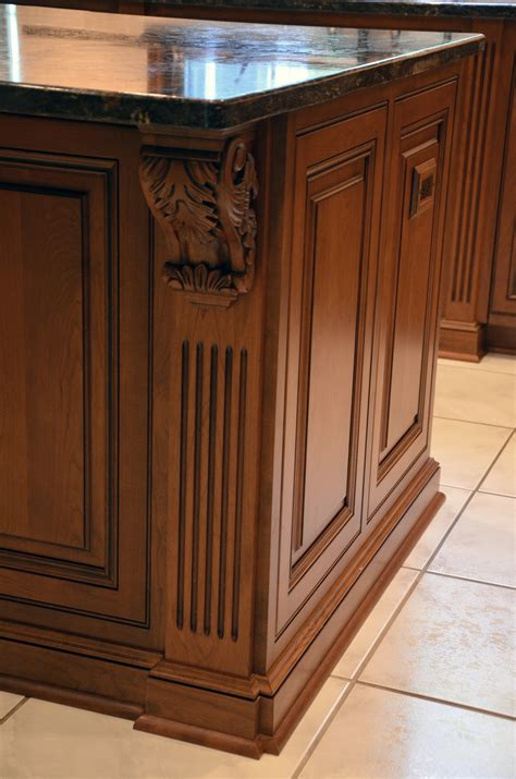 kitchen cabinet corbels traditionaltuscany kitchen holmdel nj by design line kitchens