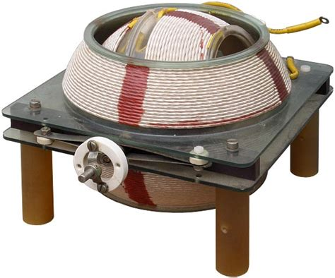 diy variable inductor g3ynh info variable inductors used in hf antenna matching networks
