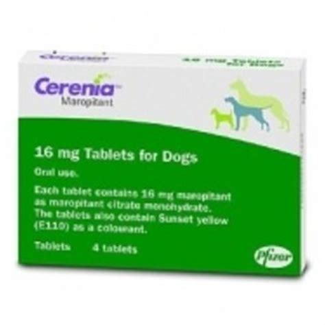 cerenia tablets for dogs cerenia 16mg tablets for dogs health chemist direct