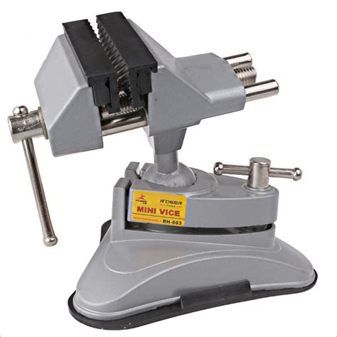 bench screw vise bench vise vacuum suction table vise 360 universal