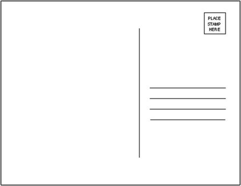 postcard template software blank postcard template sadamatsu hp