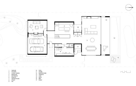 australian beach house floor plans gallery of torquay house wolveridge architects 28