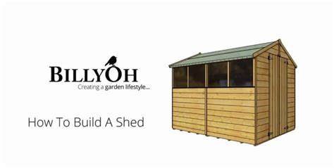 How Much To Install A Shed by How To Build A Shed Base Garden Buildings Direct