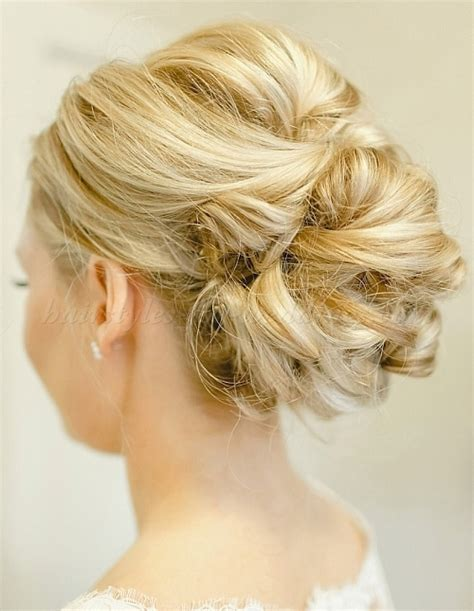 low bun wedding hairstyles   low bun wedding hairstyle