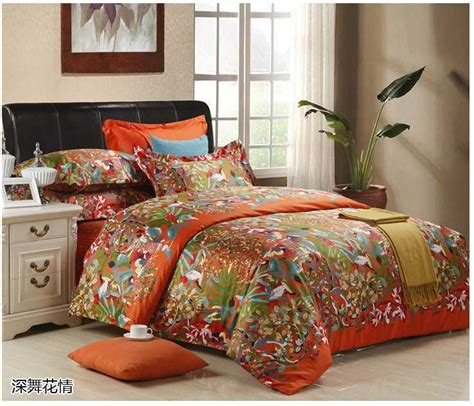 orange comforter queen orange quilt cover promotion online shopping for