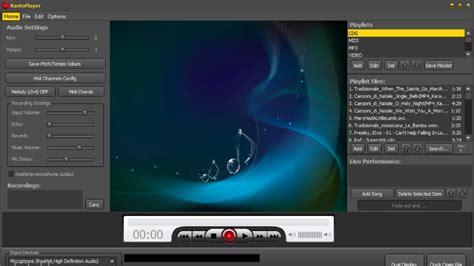 best karaoke player software 10 best free karaoke software for windows and mac in 2019
