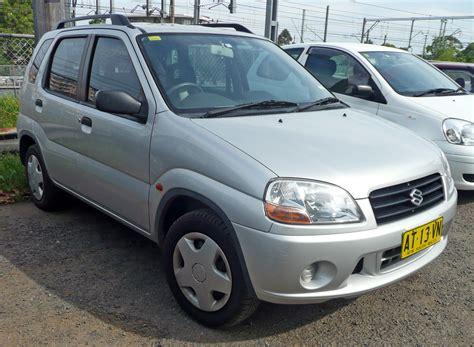 Suzuki Ignis Wiki File 2003 Suzuki Ignis Rg413 Gl 5 Door Hatchback 2009