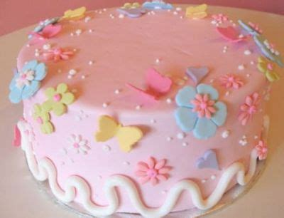 easy ways to decorate a cake at home best 20 little girl birthday cakes ideas on pinterest