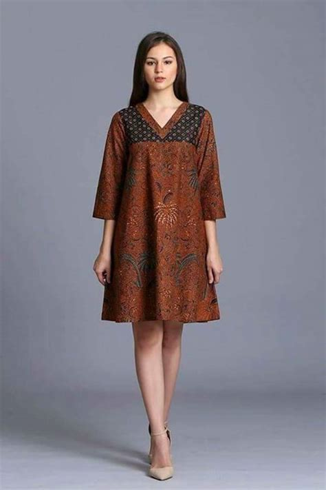 15 model baju batik anne model dress batik pesta www pixshark com images