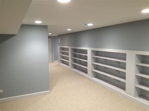 finished basement contractors renovated basement