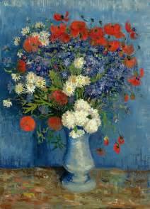 artists vincent gogh flowers part 2
