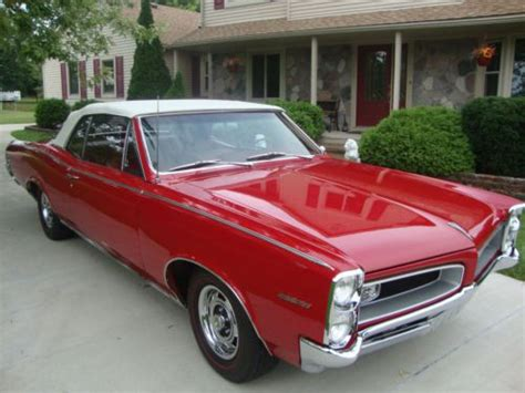 auto manual repair 1966 pontiac tempest seat position control sell used 1966 pontiac tempest gto lemans custom convertible in lake orion michigan united