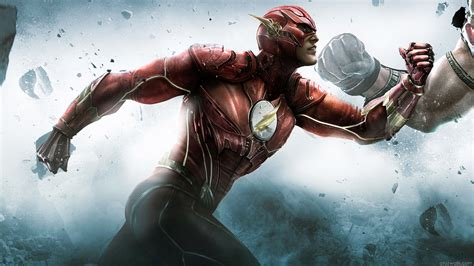 Home Wall injustice the flash hd wallpaper download