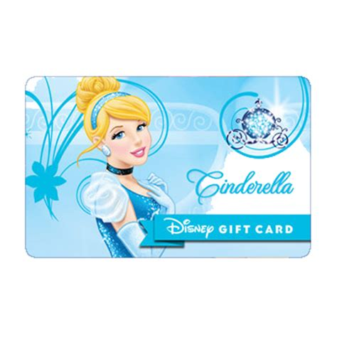 Disney Store Gift Cards - your wdw store disney collectible gift card a royal debut cinderella