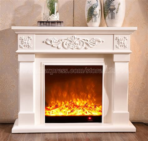 artificial fireplace inserts living room decorating and warming fireplace w120cm wooden