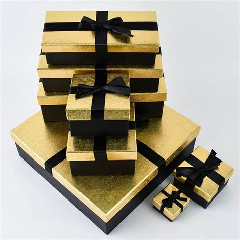 Small Gift Boxes Card Factory - gold gift boxes card factory
