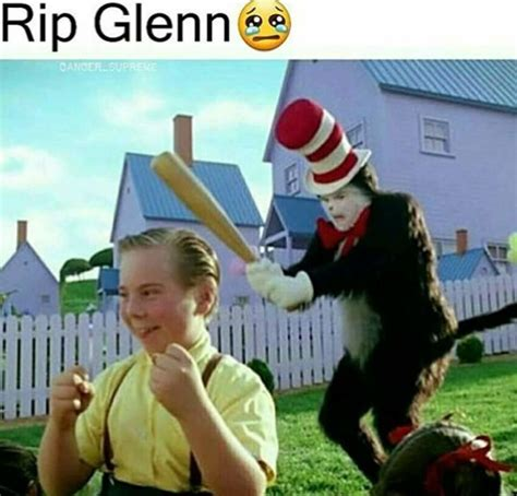 Cat In The Hat Meme - rip glenn cat in the hat know your meme