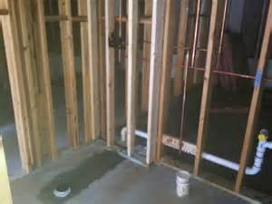 plumbing basement bathroom basement bathroom in tom kris sons plumbing