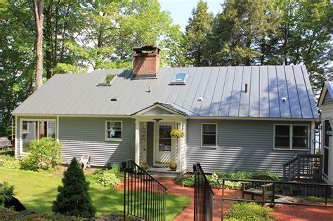 decorating attractive metal roofing maine  outdoor