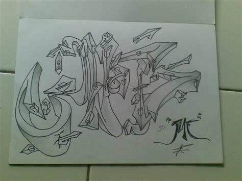 gabungan antara gaffiti   kaligrafi coretanku