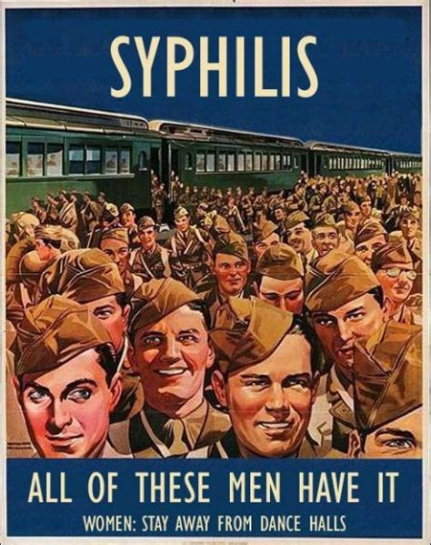 syphilis warning posters against war these are the military s jaw dropping propaganda posters