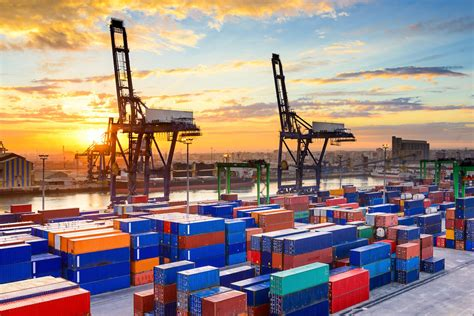 il port port of call blockchain s impact on supply chains is