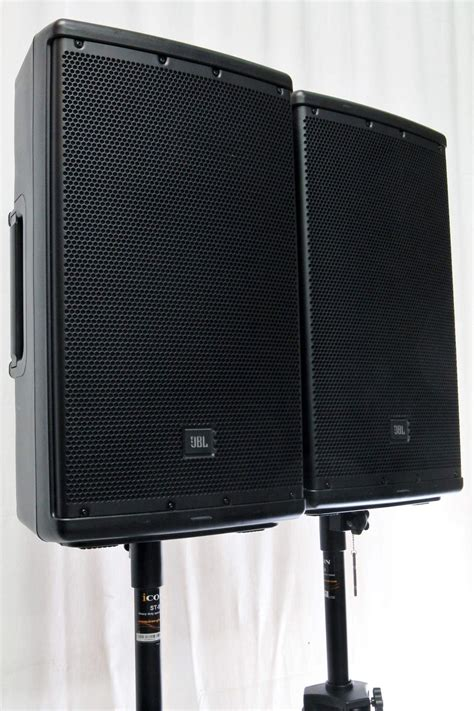 Speaker Jbl Eon 612 jbl eon 612 w speaker stands rent from 53 month