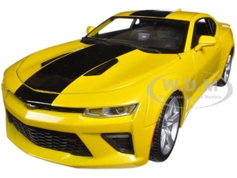 diecast unicar chevrolet camaro 20 1 36 sd316 2016 chevrolet camaro ss yellow 1 18 diecast model car
